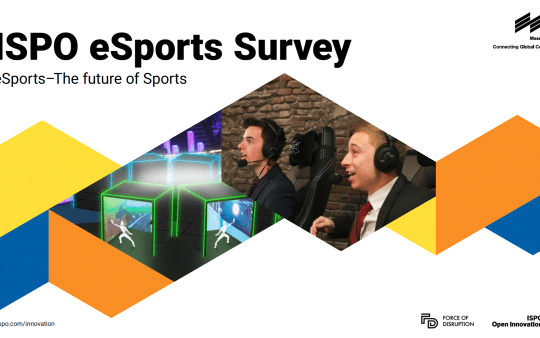 "EXERGAMING x SPORT x ESPORT ""Yeah, It´s a match"""