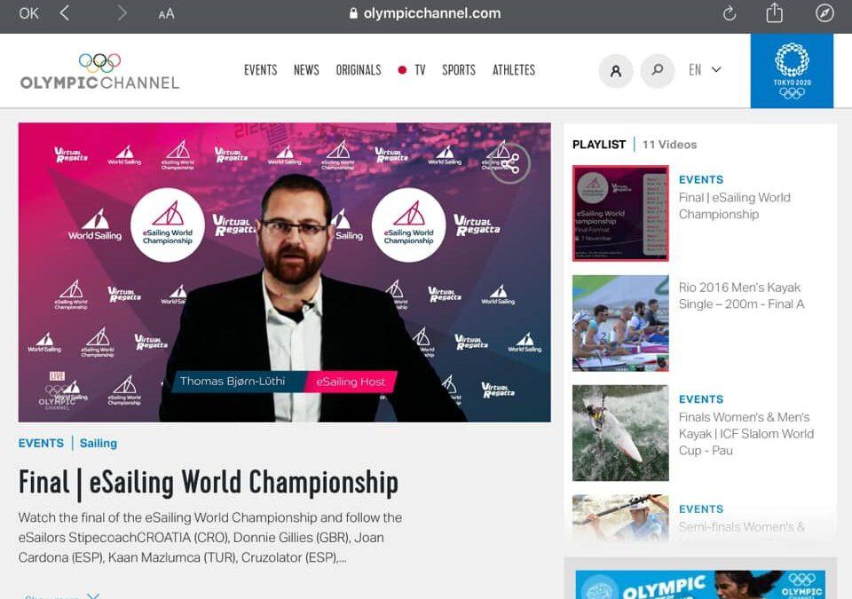 Vom traditionellen Sport zum eSports – die erfolgreiche Reise des eSailing